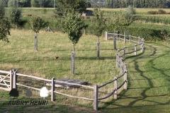Clôtures & Portails - Entreprise de parcs et jardins Aubry Henri